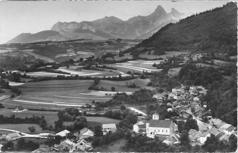 Notre village en 1950