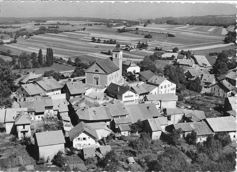 Notre village en 1970