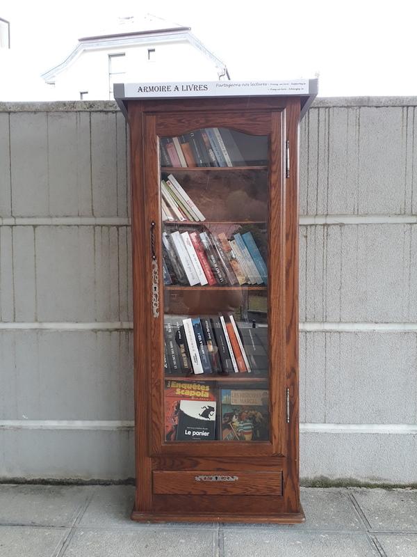 Photo armoire a%cc%80 livres